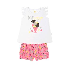 Conjunto-Blusa-Cotton-Leve-Fio-Penteado-Short-Cotton-Leve-Fio-Penteado-Branco-Rotativo-Flamingo---Pulla-Bulla