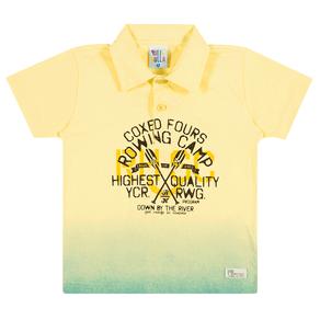 Camiseta-Polo-Meia-Malha-Fio-Penteado-Amarelo---Pulla-Bulla