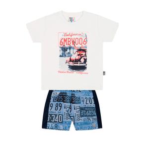 Conjunto-Camiseta-Meia-Malha-Fio-Penteado-Bermuda-Nylon-Sublimado-Branco-Rotativo-Jeans---Pulla-Bulla