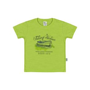 Camiseta-Meia-Malha-Flame-Fio-Penteado-Verde-Neon---Pulla-Bulla