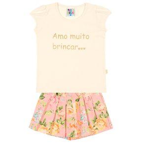Conjunto-Blusa-Cotton-Leve-Fio-Penteado-Short-Saia-Sarja-Estampada-Natural-Rotativo-Rose---Pulla-Bulla