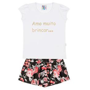 Conjunto-Blusa-Cotton-Leve-Fio-Penteado-Short-Saia-Sarja-Estampada-Branco-Rotativo-Preto---Pulla-Bulla