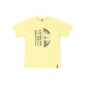 Camiseta-Meia-Malha-Flame-Fio-Penteado-Amarelo---Pulla-Bulla