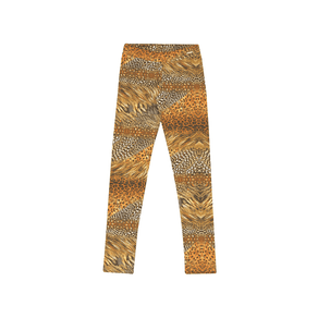 Legging-Cotton-Fio-Penteado-Rotativo-Marrom---Pulla-Bulla