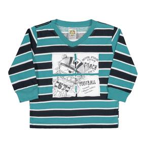 Camiseta-Masculina-Bebe---Rotativo-Esmeralda----Pulla-Bulla