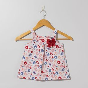 Blusas-Menina-Primeiros-Passos---Vermelho---Outlet---Pulla-Bulla