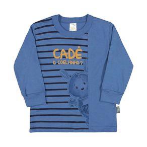 Camiseta-Masculino-Bebe---Jeans---35654-136---Pulla-Bulla---Inverno-2017