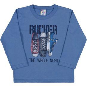 Camiseta-Masculino-Primeiros-Passos---Jeans---35752-136---Pulla-Bulla---Inverno-2017
