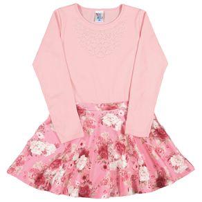 Vestido-Feminina-Infantil---Rose---35817-11---Pulla-Bulla---Inverno-2017