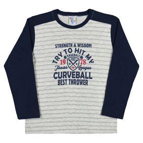 Camiseta-Masculino-Infantil---Mescla-Banana-Marinho---35852-364---Pulla-Bulla---Inverno-2017