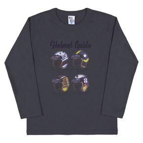 Camiseta-Masculino-Infantil---Chumbo---35855-188---Pulla-Bulla---Inverno-2017