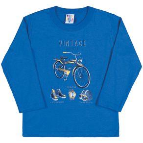 Camiseta-Masculino-Primeiros-Passos---Royal---35755-140---Pulla-Bulla---Inverno-2017