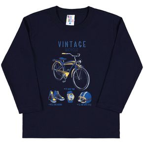 Camiseta-Masculino-Primeiros-Passos---Marinho---35755-58---Pulla-Bulla---Inverno-2017
