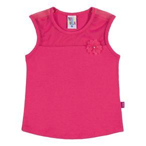 Blusas-Menina-Primeiros-Passos---Pink---36704-301---Pulla-Bulla---Alto-Verao-2018