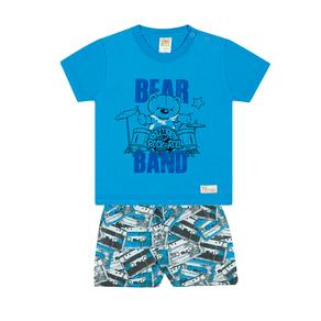 Conjunto-Camiseta-Meia-Malha-Fio-Penteado-Bermuda-Nylon-Sublimado-Azul-Rotativo-Azul---Pulla-Bulla