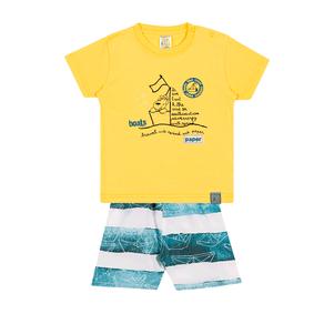 Conjunto-Camiseta-Meia-Malha-Fio-Penteado-Bermuda-Nylon-Sublimado-Sol-Rotativo-Marinho---Pulla-Bulla