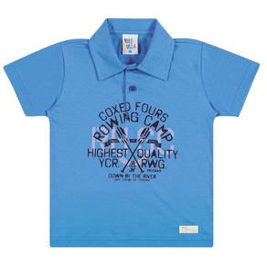 Camiseta-Polo-Meia-Malha-Fio-Penteado-Azul---Pulla-Bulla