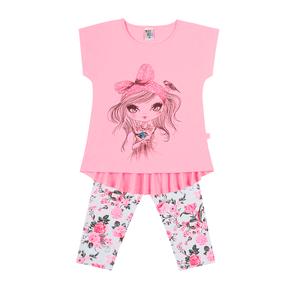 Conjunto-Blusa-Meia-Malha-Fio-Penteado-Legging-Cotton-Fio-Penteado-Rosa-Rotativo-Pink---Pulla-Bulla