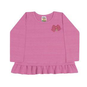 Blusa-Cotton-Listrado-Flamingo---32504-570-G---Pulla-Bulla---Inverno-2015