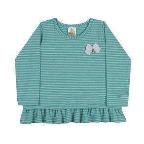 Blusa-Cotton-Listrado-Turquesa---32504-569-G---Pulla-Bulla---Inverno-2015