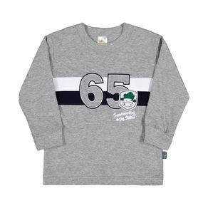 Camiseta-Masculino-Bebe---Mescla-Cinza---35651-567---Pulla-Bulla---Inverno-2017