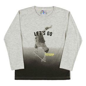 Camiseta-Masculino-Infantil---Mescla-Banana---35856-60---Pulla-Bulla---Inverno-2017