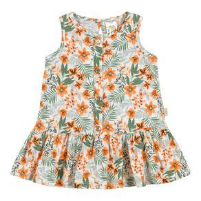 Vestido-Menina-Bebe---Rotativo-Natural---36107-293---Pulla-Bulla-Primavera-Verao-2018