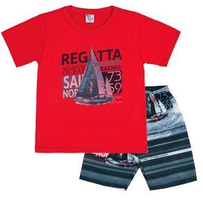 Conjuntos-Menino-Infantil---Vermelho---36867-65---Pulla-Bulla---Alto-Verao-2018