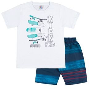 Conjuntos-Menino-Infantil---Branco---36868-3---Pulla-Bulla---Alto-Verao-2018