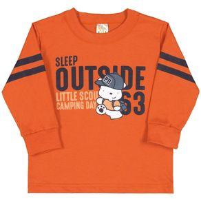 Camiseta-Menino-Bebe---Azul---37155-12---Pulla-Bulla---Inverno-2018