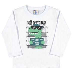 Camiseta-Menino-Primeiros-Passos---Cinza---37250-3---Pulla-Bulla---Inverno-2018