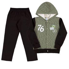 Conjunto-Menino-Infantil---Verde---37371-356---Pulla-Bulla---Inverno-2018