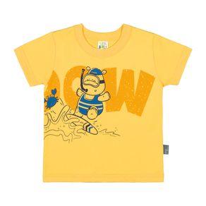 Camiseta-Menino-Bebe---Amarelo---37655-4---Pulla-Bulla---Primavera-Verao-2018-2019