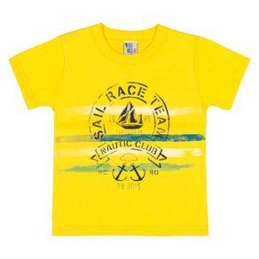 Camiseta-Menino-Primeiros-Passos---Amarelo---37755-62---Pulla-Bulla---Primavera-Verao-2018-2019