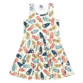 Vestido-Menina-Infantil---Natural---37808-998---Pulla-Bulla---Primavera-Verao-2018-2019