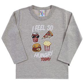 Camiseta-Primeiros-Passos-Menino---Mescla-Cinza---38651-567-2---Pulla-Bulla---Inverno-2019