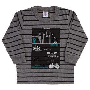 Camiseta-Primeiros-Passos-Menino---Listrado-Mescla-Chumbo---38654-297-1---Pulla-Bulla---Inverno-2019
