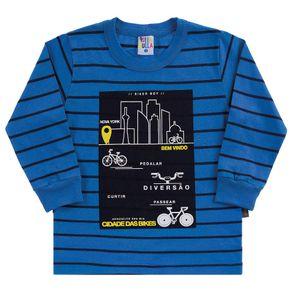 Camiseta-Primeiros-Passos-Menino---Listrado-Royal---38654-461-1---Pulla-Bulla---Inverno-2019
