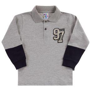 Camiseta-Primeiros-Passos-Menino---Mescla-Cinza---38658-567-1---Pulla-Bulla---Inverno-2019