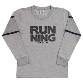 Camiseta-Infantil-Menino---Mescla-Cinza---38752-567-10---Pulla-Bulla---Inverno-2019