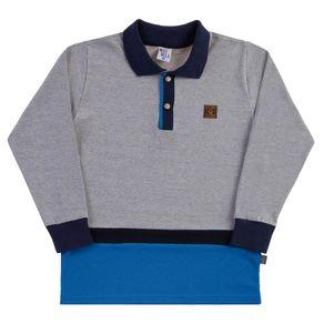 Camiseta-Infantil-Menino---Royal---38759-140-10---Pulla-Bulla---Inverno-2019