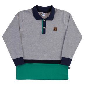 Camiseta-Infantil-Menino---Verde---38759-67-10---Pulla-Bulla---Inverno-2019
