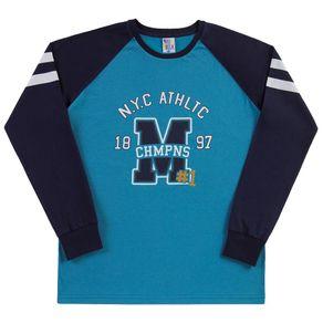 Camiseta-Juvenil-Menino---Marinho---38855-58-12---Pulla-Bulla---Inverno-2019