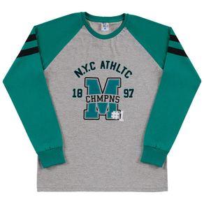 Camiseta-Juvenil-Menino---Verde---38855-67-12---Pulla-Bulla---Inverno-2019