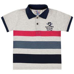 Camiseta-Primeiros-Passos-Menino---Mescla-Banana--39260-60-1---Primavera-Verao-2019