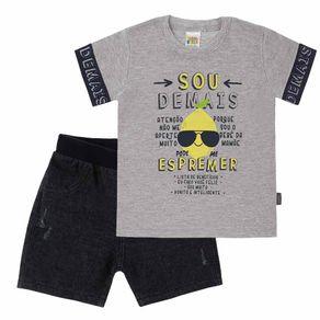 Camiseta-Bebe-Menino---Mescla-Cinza--39173-567-G---Primavera-Verao-2019