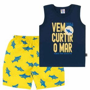Regata-Primeiros-Passos-Menino---Marinho--39266-58-1---Primavera-Verao-2019