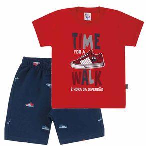 Camiseta-Primeiros-Passos-Menino---Vermelho-Maca--39273-1087-1---Primavera-Verao-2019