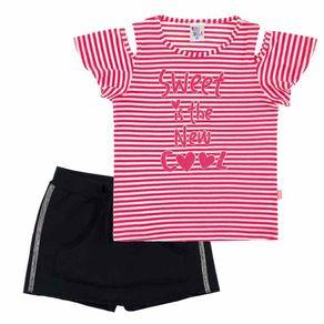 Blusa--Infantil-Menina---Listrado-Coral--39331-273-10---Primavera-Verao-2019
