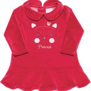 Vestido-Bebe-Menina---Vermelho---111136-2-G---INVERNO-2020